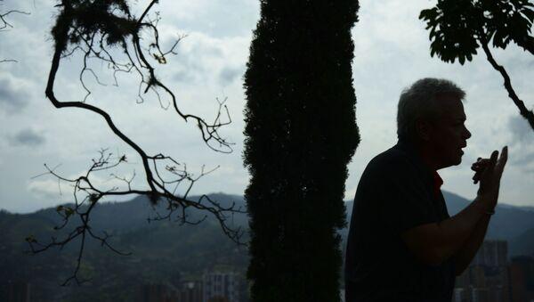 Jhon Jairo Velasquez, alias Popeye, exsicario de Pablo Escobar - Sputnik Mundo