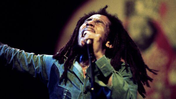 Bob Marley en 1977 - Sputnik Mundo
