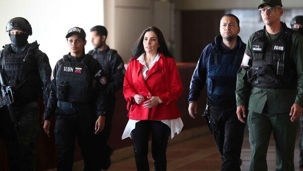 Aída Merlano, exlegisladora colombiana  - Sputnik Mundo