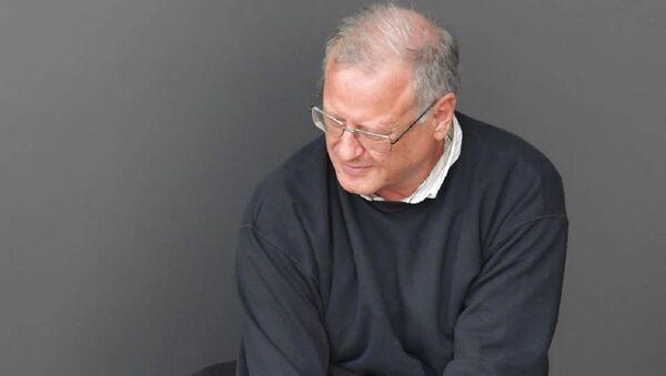 Carlos García Juliá, uno de los autores de la histórica matanza de Atocha (Madrid) en 1977 - Sputnik Mundo