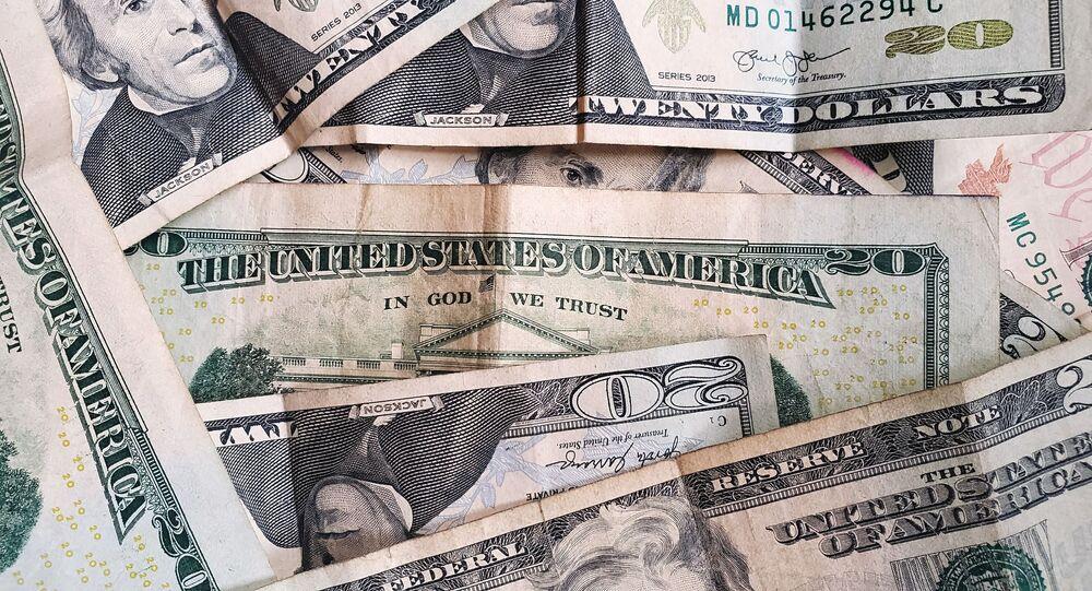 Dólares estadounidenses (imagen referencial)