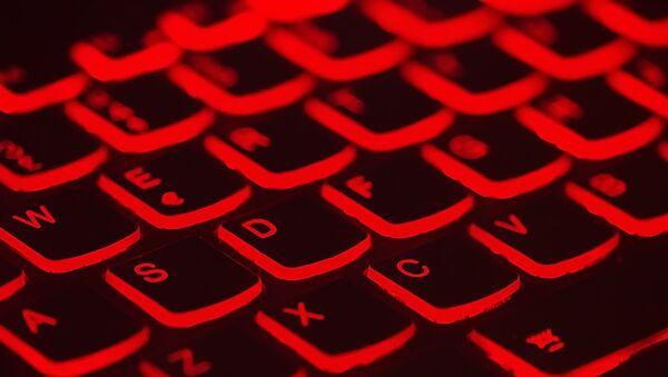 Un teclado (imagen referencial) - Sputnik Mundo