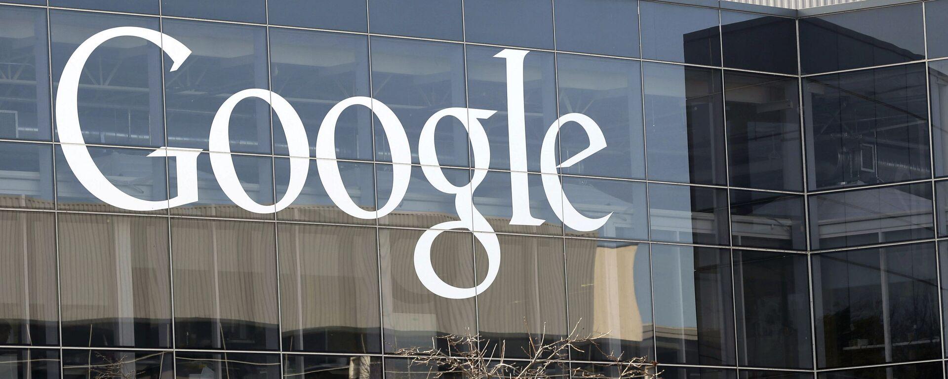 La sede de Google en California - Sputnik Mundo, 1920, 10.03.2021