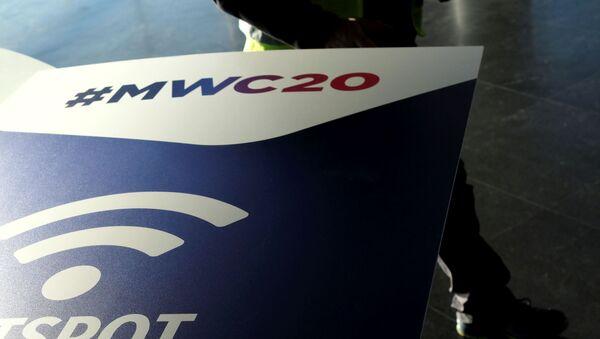Mobile World Congress en Barcelona - Sputnik Mundo