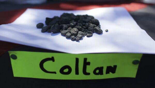 Coltán - Sputnik Mundo