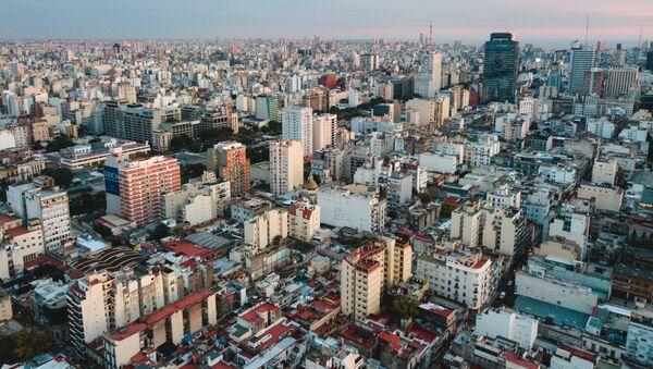 La ciudad de Buenos Aires - Sputnik Mundo