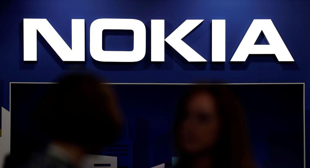 El logo de Nokia