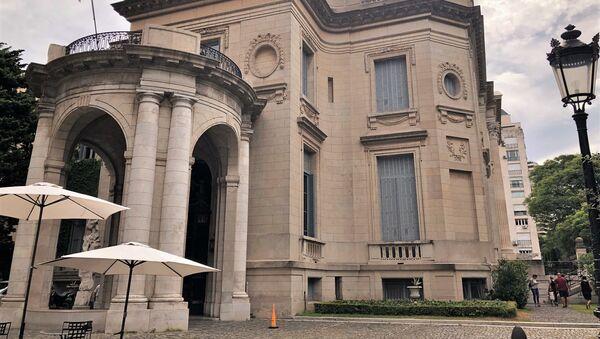 El Museo Nacional de Arte Decorativo se emplaza en el Palacio Errázuriz Alvear - Sputnik Mundo