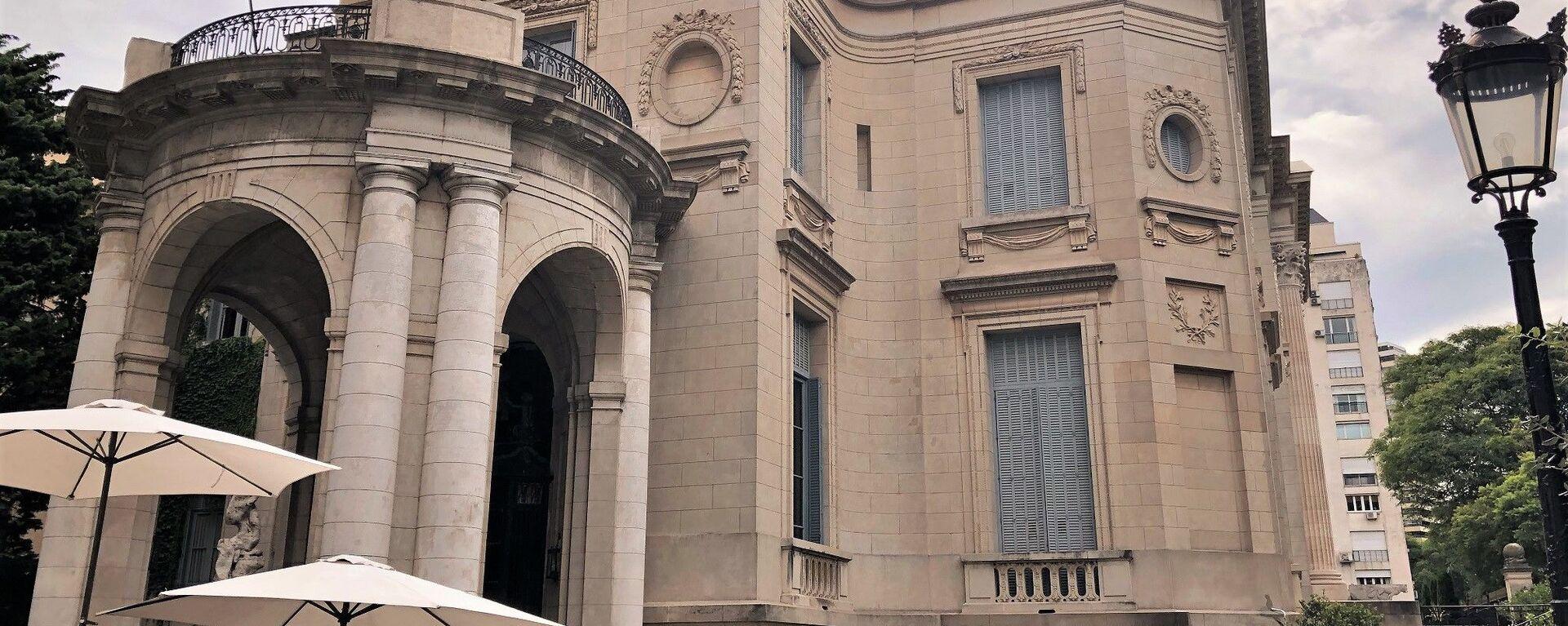 El Museo Nacional de Arte Decorativo se emplaza en el Palacio Errázuriz Alvear - Sputnik Mundo, 1920, 10.02.2020
