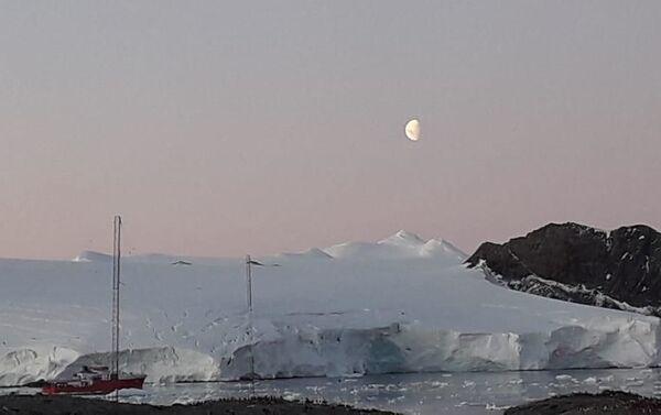 La Base Esperanza de Argentina en la Antártida - Sputnik Mundo