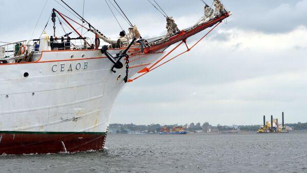 El velero ruso Sedov - Sputnik Mundo