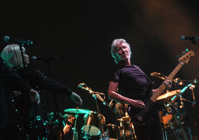 Roger Waters, cantante británico