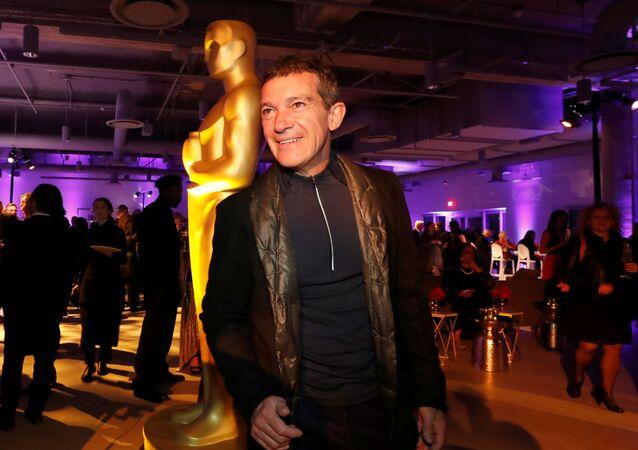 Antonio Banderas en los Premios Óscar 2020