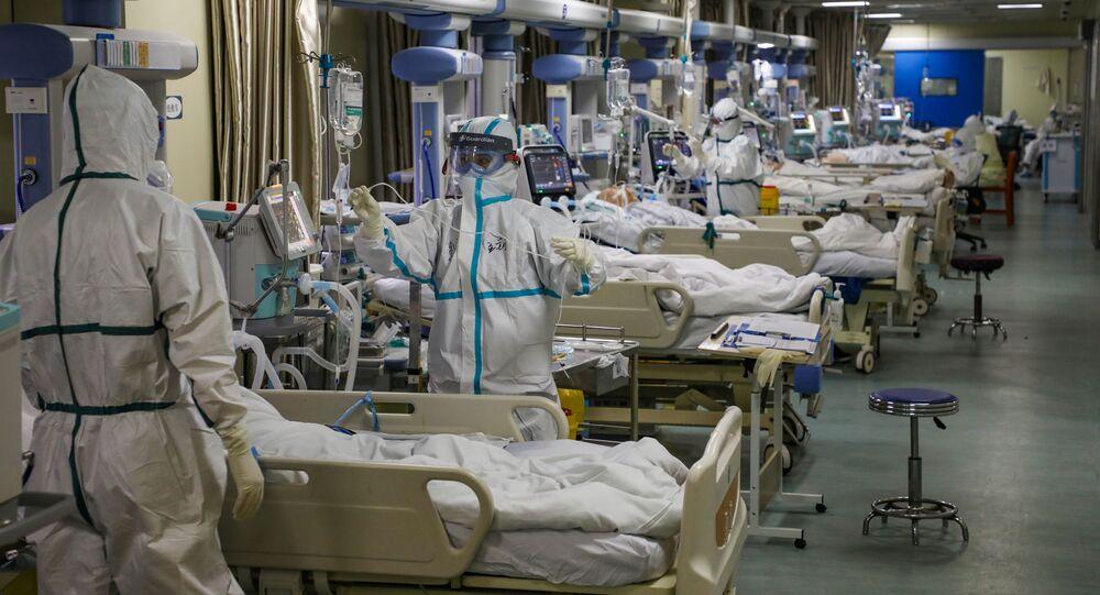 Un hospital chino