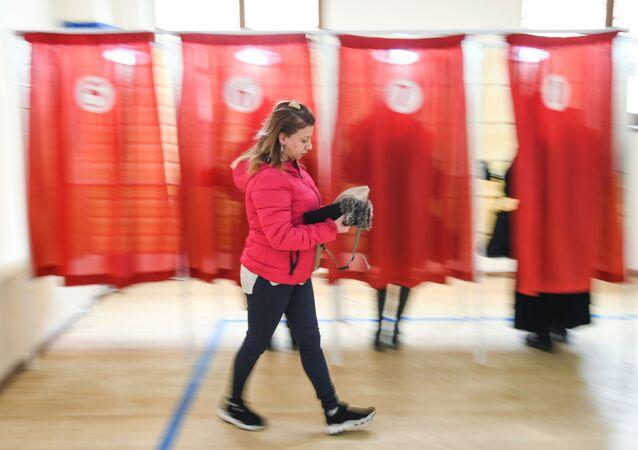 Las elecciones legislativas en Azerbaiyán