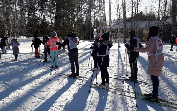 Carreras de esquí - Sputnik Mundo