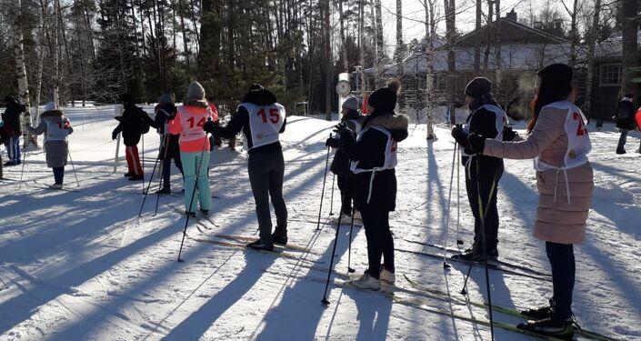 Carreras de esquí