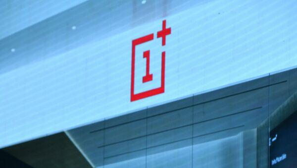 El logo de OnePlus  - Sputnik Mundo