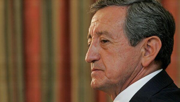 Oswaldo Jarrín, ministro de Defensa de Ecuador - Sputnik Mundo