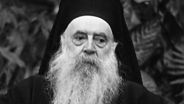 Atenágoras I, Patriarca de Constantinopla - Sputnik Mundo