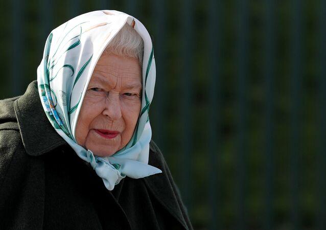 Isabel II, monarca de Reino Unido