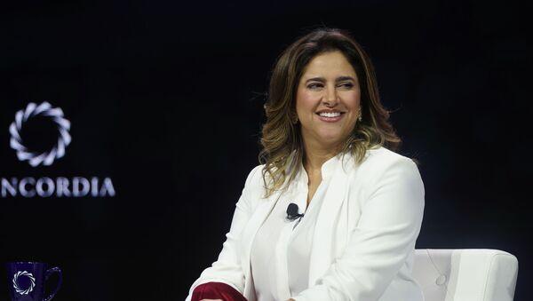 María Juliana Ruiz, mujer del presidente colombiano Iván Duque - Sputnik Mundo