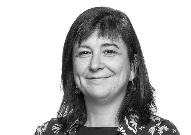 Marina Durán, guionista e ilustradora valenciana