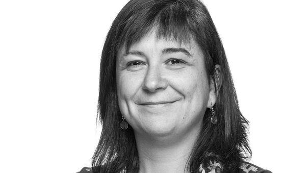 Marina Durán, guionista e ilustradora valenciana - Sputnik Mundo