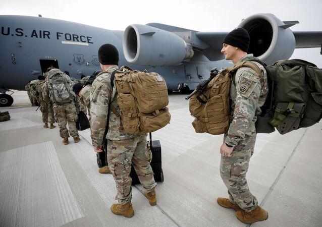 La Fuerza Aérea de EEUU, imagen ilustrativa
