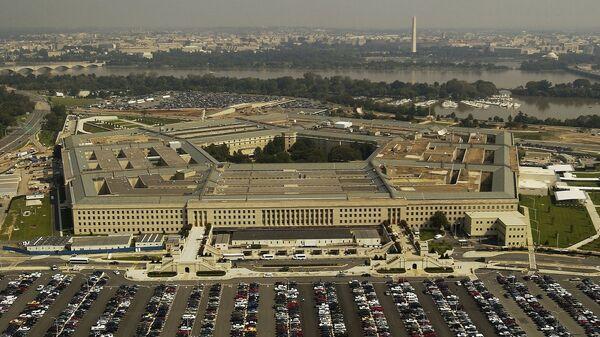 El Pentágono o Departamento de Defensa de Estados Unidos - Sputnik Mundo
