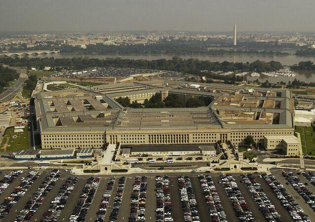 El Pentágono o Departamento de Defensa de Estados Unidos