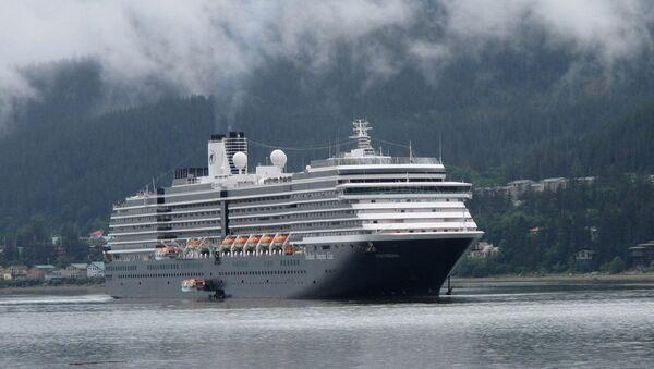 El crucero Westerdam - Sputnik Mundo