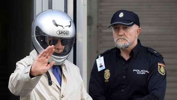 Juan Antonio González Pacheco, alias 'Billy el Niño' - Sputnik Mundo