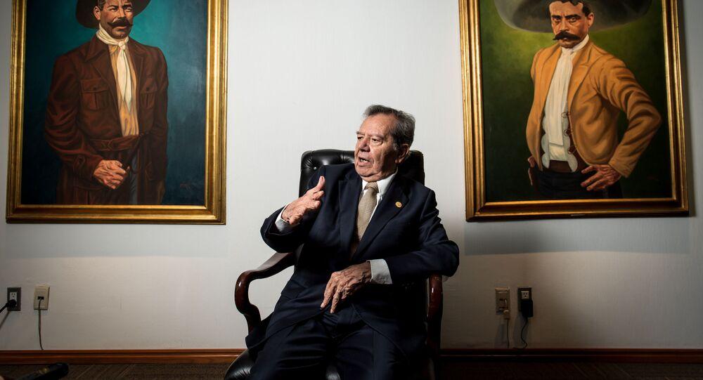Porfirio Muñoz Ledo, diputado mexicano