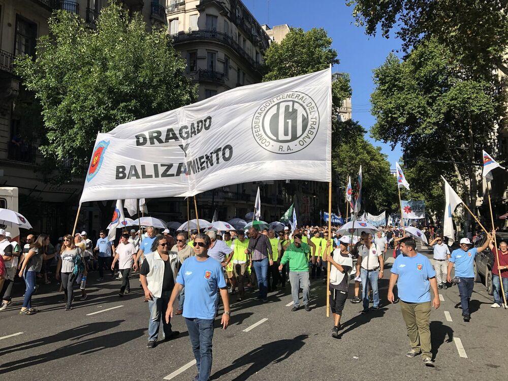 Fuera FMI de Argentina y de toda América Latina