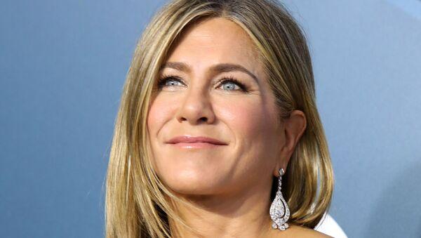 Jennifer Aniston, actriz estadounidense - Sputnik Mundo