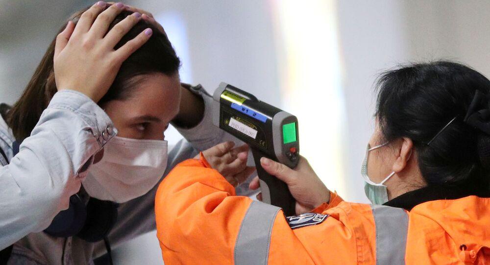 Detección de infectados por el coronavirus