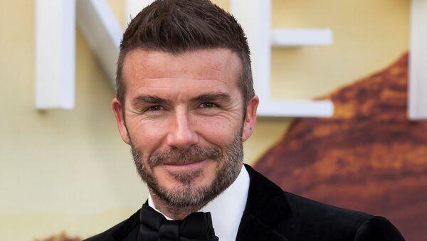 David Beckham - Sputnik Mundo