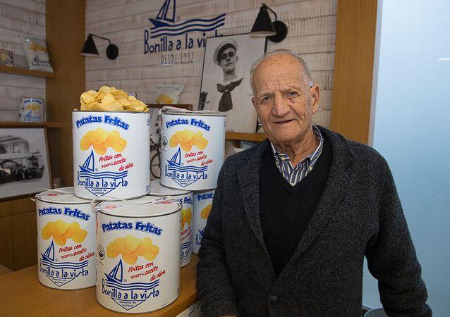 César Bonilla, director de la empresa Bonilla a la vista