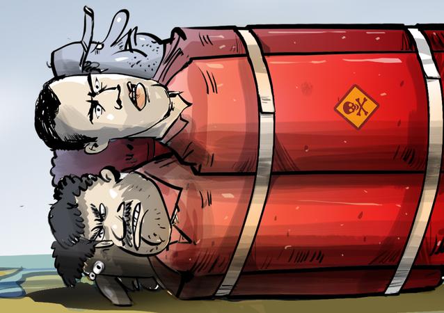 El tío 'explosivo' de Juan Guaidó