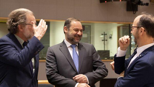 José Luis Ábalos - Sputnik Mundo