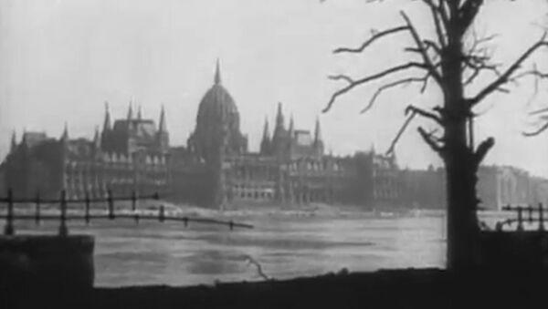 Hace 75 años las tropas soviéticas liberaron Budapest de las garras de Hitler - Sputnik Mundo