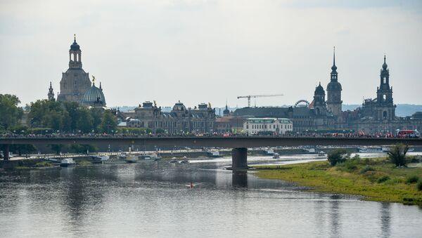La ciudad de Dresde, referencial - Sputnik Mundo