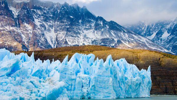 Glaciares de Chile - Sputnik Mundo
