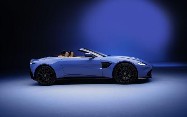 Aston Martin Vantage Roadster - Sputnik Mundo