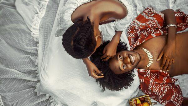 'Love is in the air': las fotos románticas más impresionantes  - Sputnik Mundo