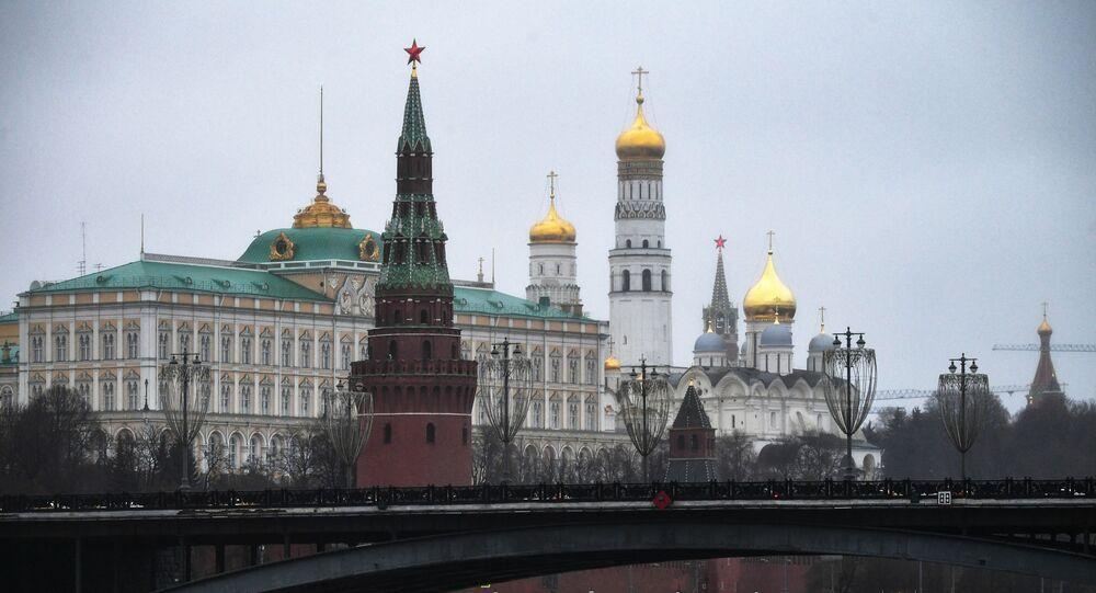 El Kremlin (archivo)