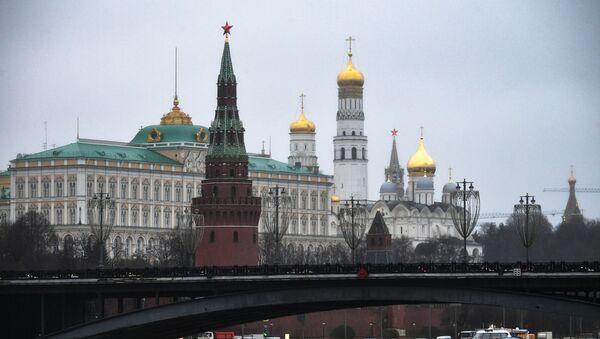 El Kremlin (archivo) - Sputnik Mundo