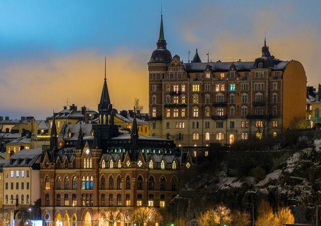 Estocolmo, imagen referencial