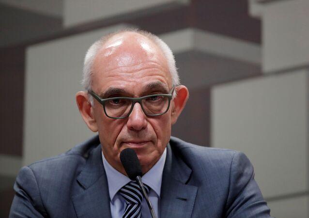 Fábio Schvartsman, expresidente de la empresa minera Vale